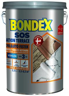 BONDEX SOS RENOVATION TERRACE - Bondex - Fa - Fa - Felület típusa - Kültéri festékek - Márka
