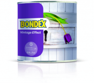 BONDEX VINTAGE EFFECT - Beltéri festékek - Bondex - Fa - Fa - Felület típusa - Márka