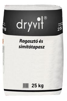 DRYVIT RAGASZTÓ - Dryvit - Fal - Felület típusa - Hígíthatóság - Kültéri falfesték - Kültéri festékek - Márka - Vizesbázisú