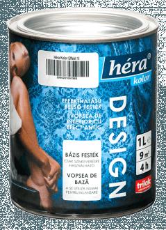 HÉRA PRÉMIUM KOLOR DESIGN METÁLHATÁSÚ BELTÉRI FALFESTÉK - Beltéri falfesték - Beltéri festékek - Fal - Felület típusa - Héra - Márka