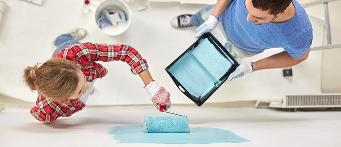 beltéri falfesték otthoni használatra