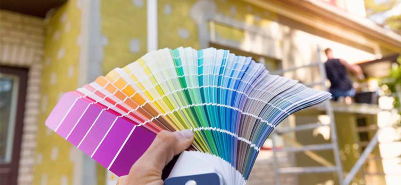 4 hasznos tipp házunk külső színének kiválasztásához