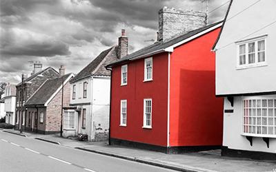 kültéri falfesték választás a környezetünkhöz igazodva