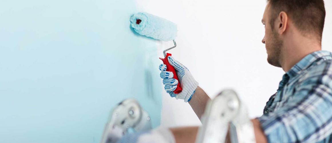 válasszunk megfelelő beltéri falfestéket