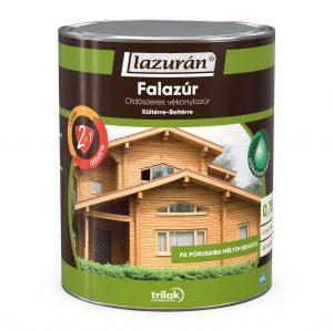 LAZURÁN OLDÓSZERES FALAZÚR 2 IN 1 - Beltéri festékek - Fa - Fa - Fa - Felület típusa - Hígításmentes - Hígíthatóság - Kültéri festékek - Lazurán - Márka