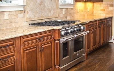 Beltéri falfesték konyhába