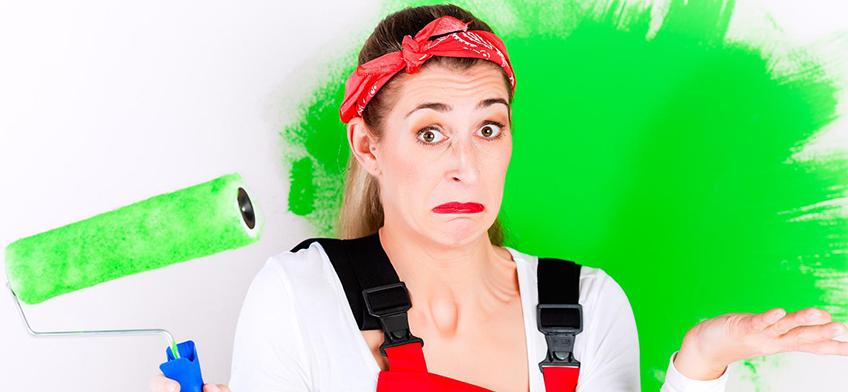 Gyakori falfestési hibák - Így ne csináld!