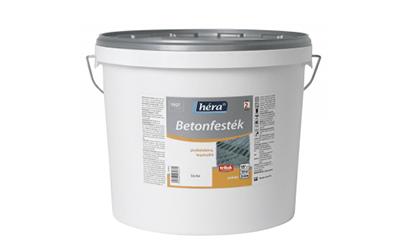 Hérakolor betonfelületek festéséhez