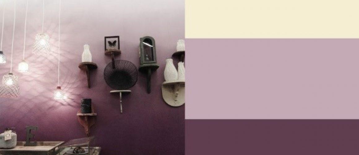 Eredeti stílusjegyek megelevenítése beltéri falfesték segítségével lakásunkban.