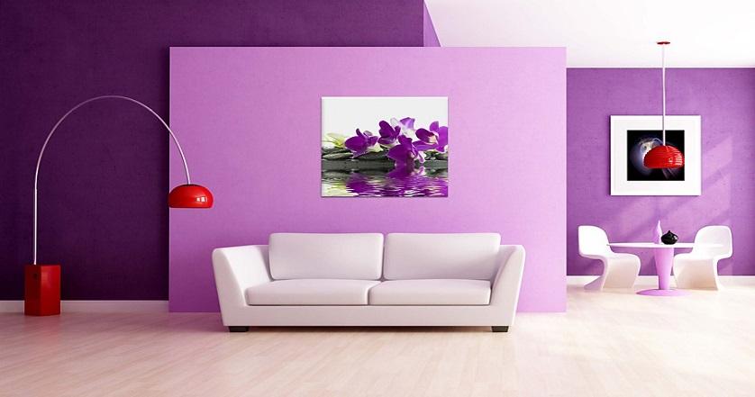 Önt is elkápráztatja az év színe: az Ultra Viola! - ultraviola beltéri falfesték