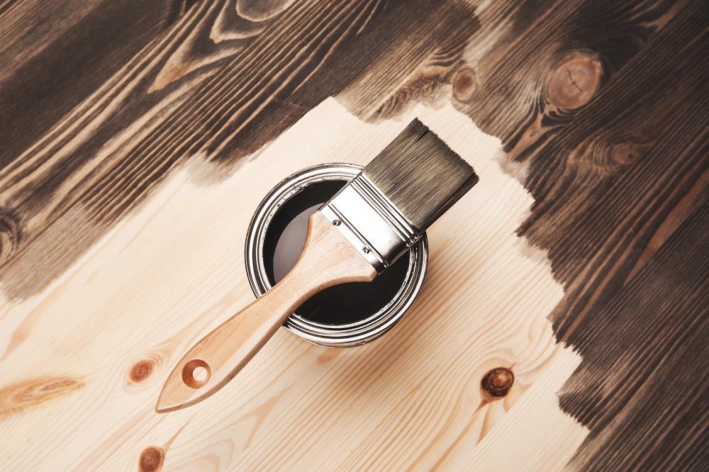A megfelelően megtisztított festőeszközzel később ismét könnyen dolgozhatunk.